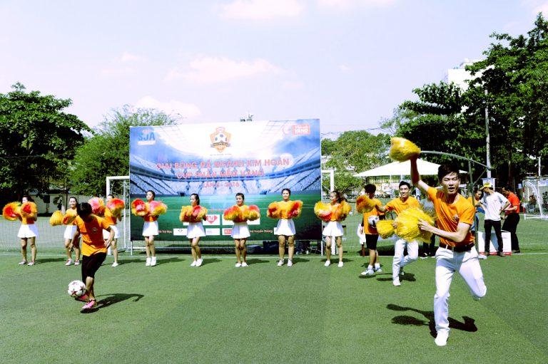 Giải Bóng Đá Ngành Kim Hoàn