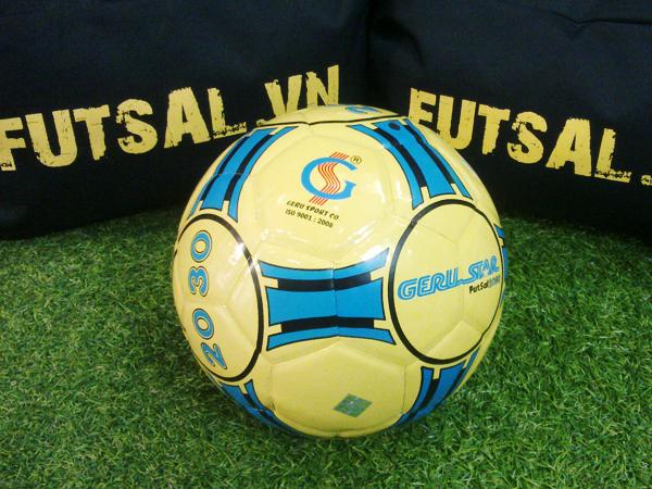 banh bóng đá Futsal 20130