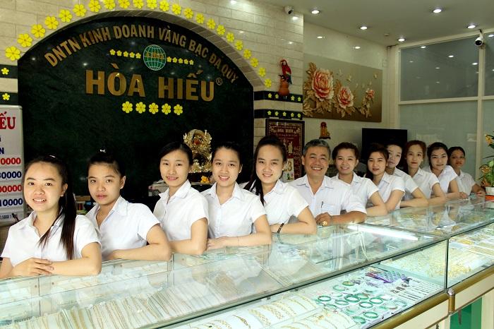 Tiem vang Hoa Hieu