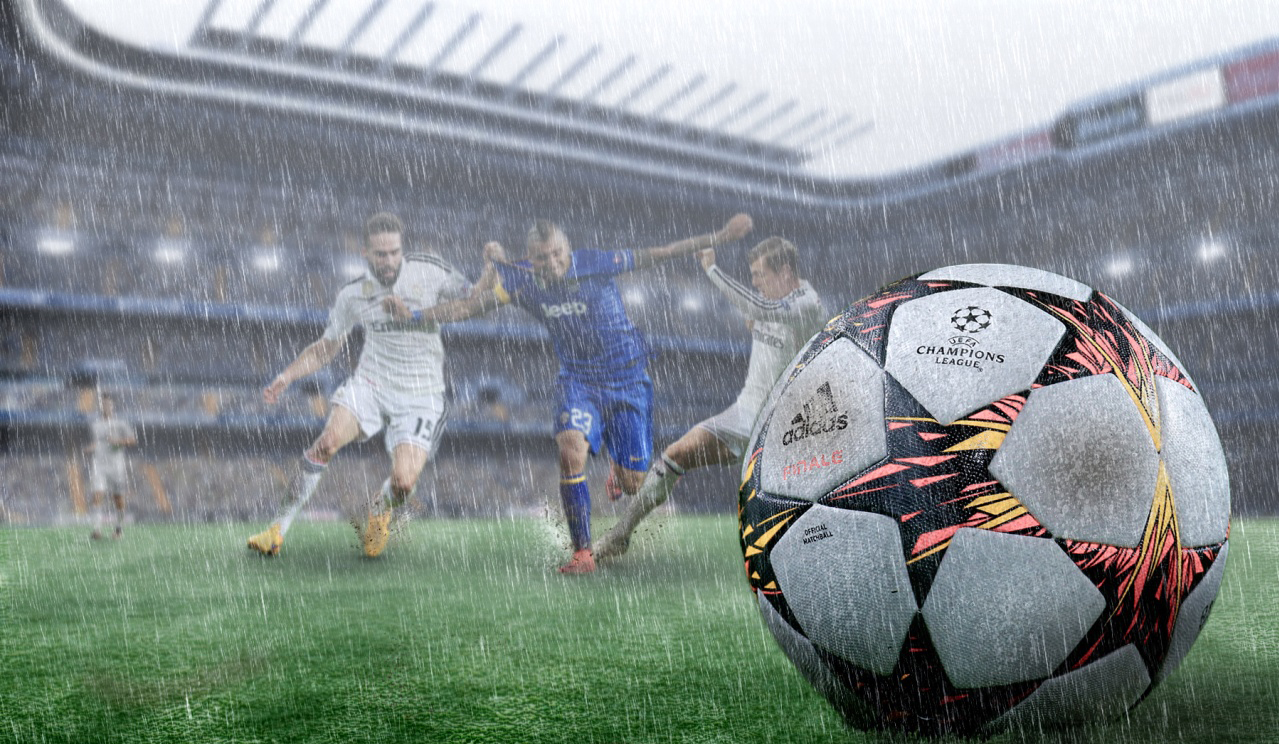 football_in_the_rain-wallpaper-1366x768